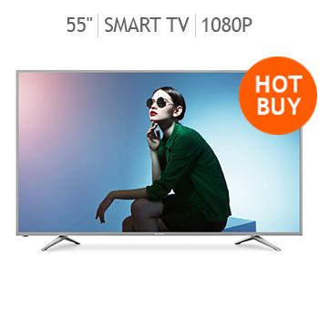 "Black Friday 2016 Costco: Sharp LED 55"" Smart TV FHD LC-55N5300U"