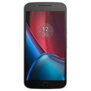 Black Friday 2016 Linio: Motorola G4 Plus Desbloqueado - Negro