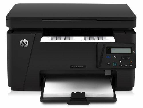 Amazon: HP Laserjet Pro M125nw- Impresora multifunción monocromática, negro $1511 con bancomer