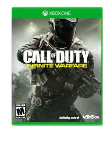 Best Buy: Call of Duty Infinite Warfare para Xbox One y PS4