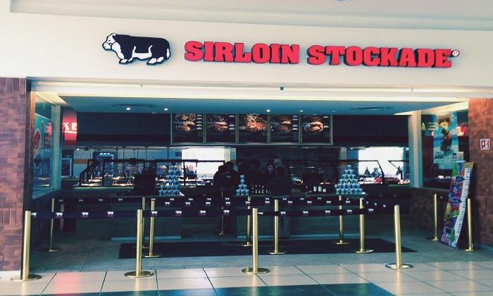 Groupon CDMX: Sirloin Stockade Precio Especial para Buffet en 3 sucursales
