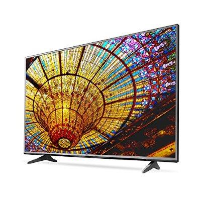"Amazon: oferta relampago LG 49UH6030 - Smart TV 49"", LED 4k, color negro (Modelo 2017)"