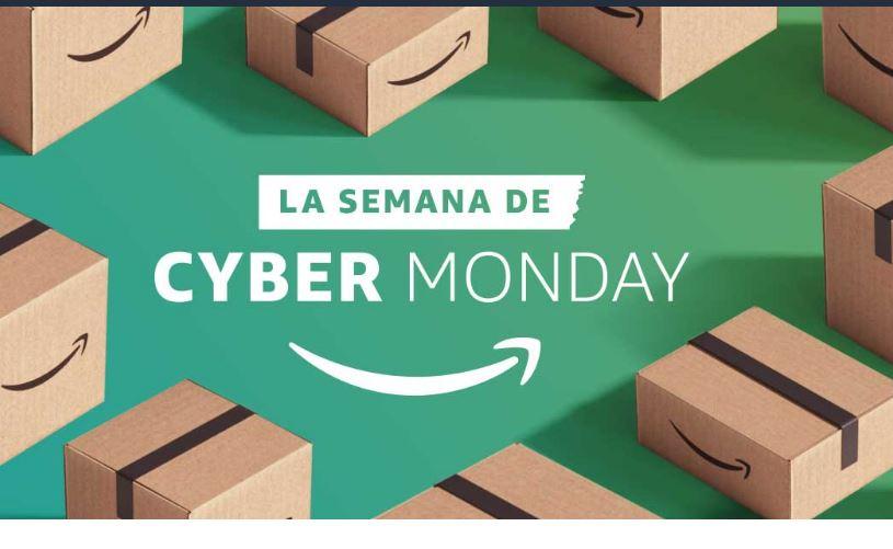 Cyber Monday en  Amazon:   hasta 18 meses sin intereses en compras mayores a $2,000