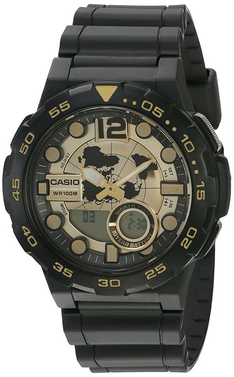 Amazon: Reloj Casio AEQ-110W-2AVCF Reloj Análogo-Digital, para Hombre 53% + 30% de Cupon