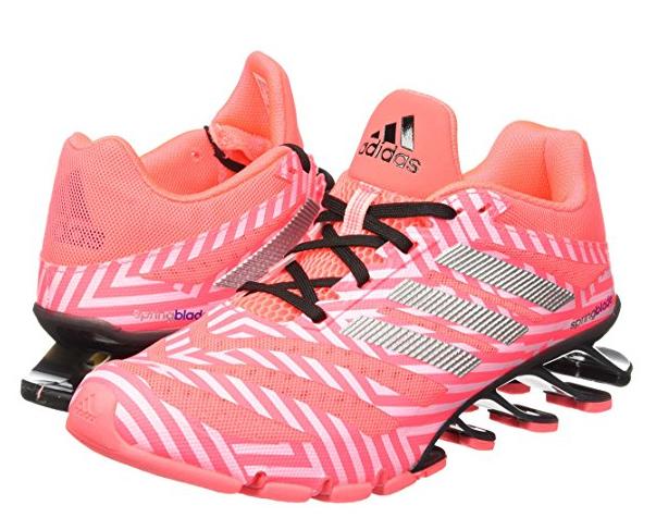 Amazon: Spingblade Adidas de mujer con cupón FASHION30 $1,749