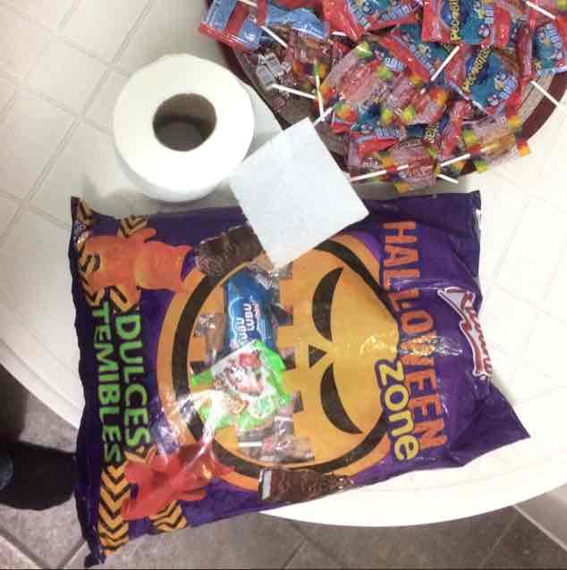 Walmart Tepic: 1.8Kg de Dulces a $50 pesos