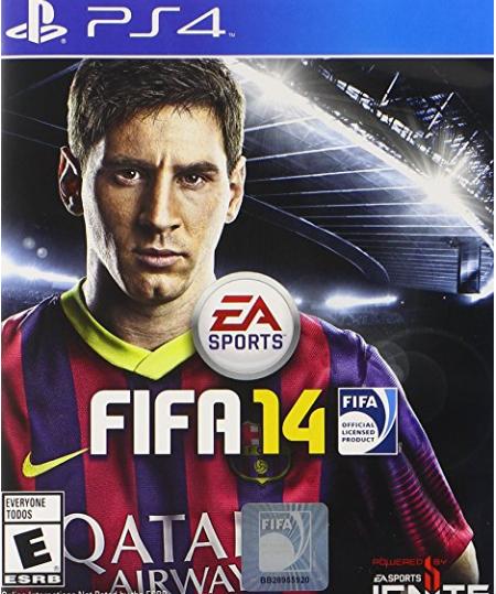 Amazon: FIFA 2014 para PS4 a $115 pesos