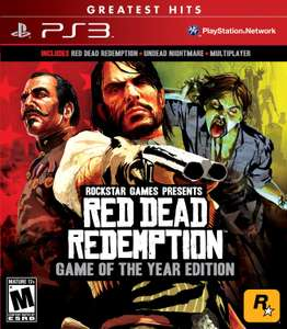 Amazon: Red Dead Redemption - Juego (PS3-Xbox One-Xbox 360) - Game Of The Year Edition a buen precio