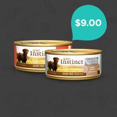 Cyber Monday 2016: PetnGo 4 Latas Instinct $9 pesos! Envío Gratis!