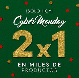 Cyber Monday 2016: Osom 2x1 en productos seleccionados
