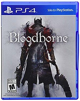 Cyber Monday 2016 Amazon: Bloodborne - PlayStation 4 - Standard Edition