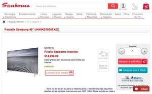Sanborns: OFERTA DE TV ks7000