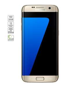 Cyber Monday Best Buy: Galaxy S7 Edge Dorado Telcel + $1200 cupones + Vuelo Gratis + 12 MSI