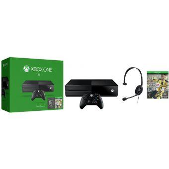 Linio: Consola Xbox One 1TB + FIFA 17 (vendido por Elektra)