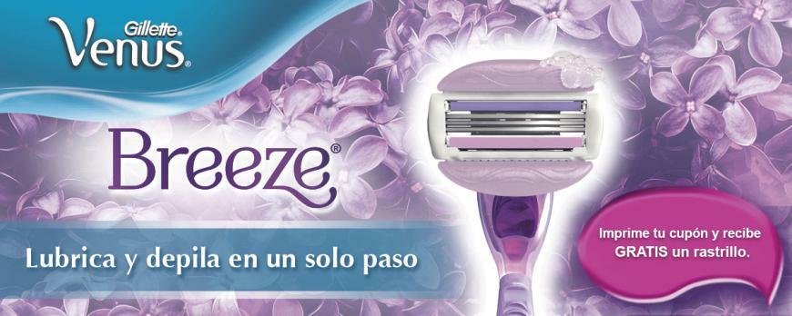 Chedraui Cuponcash: Rastrillo Gillette Venus GRATIS