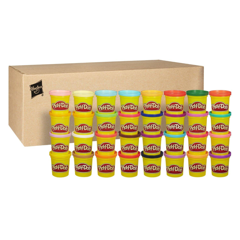Amazon: Play Doh Mega Pack (36 Botecitos)