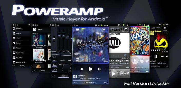 Google Play: PowerAmp full version unlocker a $10