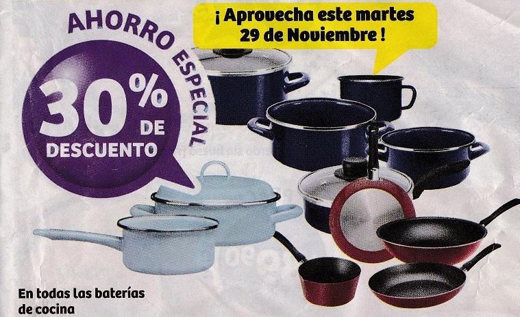 Soriana Híper: 30% de descuento en todas las baterías de cocina sólo hoy