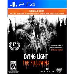 Sanborns Internet: Dying Light The Following Enhan PS4