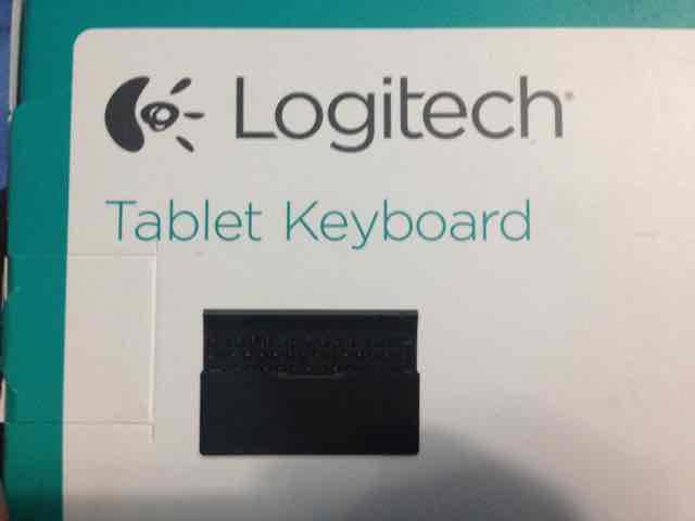 Walmart: Logitech Tablet Keyboard a $48.50
