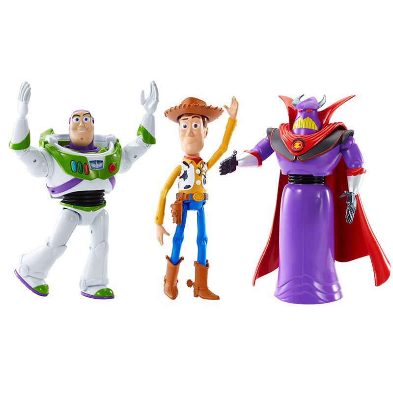 Costco: Toy Story, Juego de 3 personajes interactivos