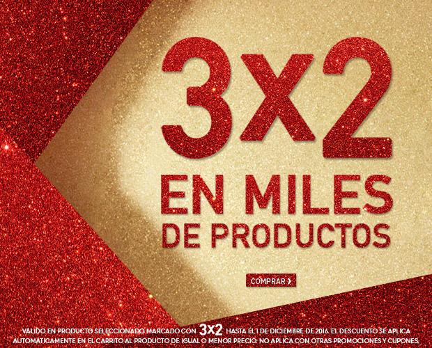Ösom: Xmas Sale 3 x 2 en miles de productos para hombre, mujer y niños