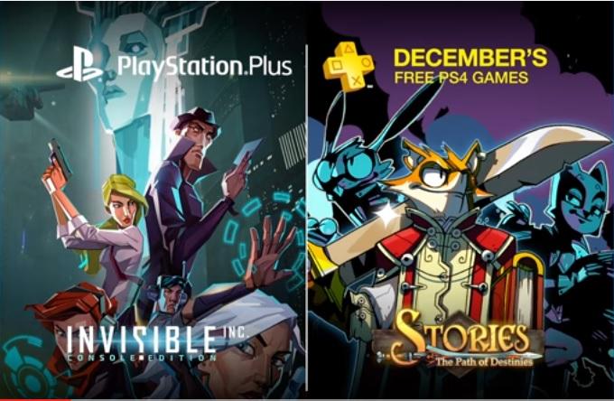 PSN: Juegos Gratis Diciempre 2016