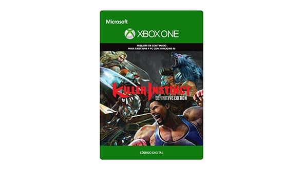 Microsoft Store: Killer Instinct edicion definitiva (Código de descarga)
