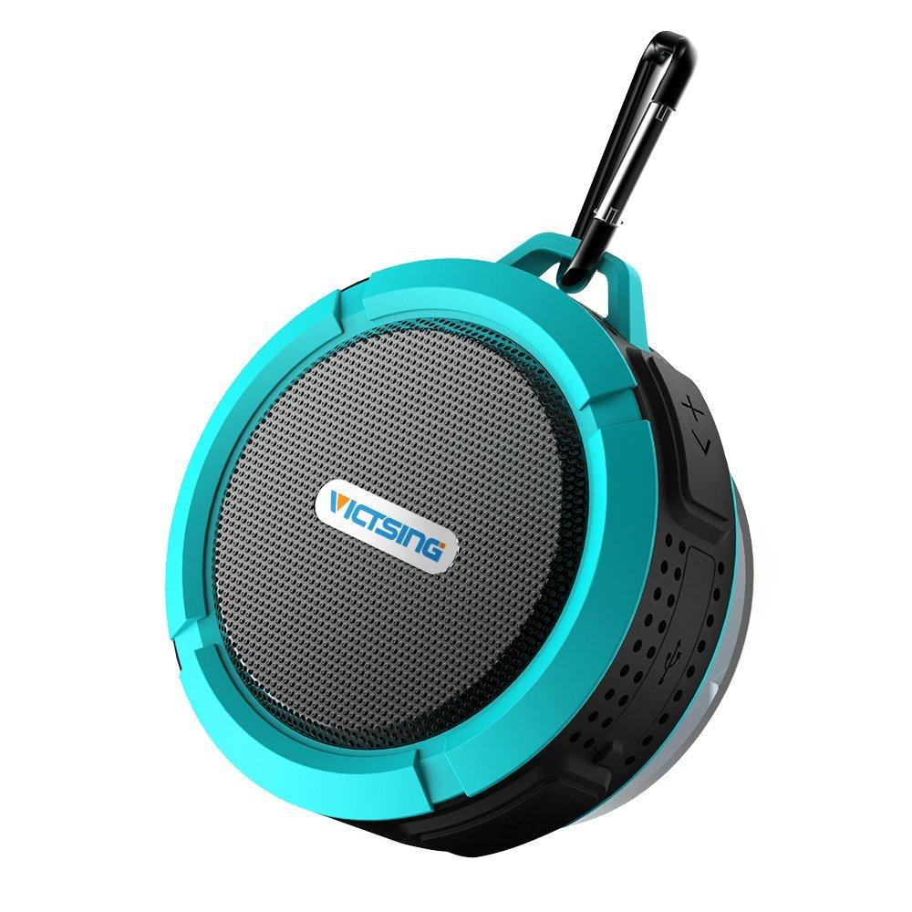 Amazon: VicTsing Portátil Altavoz Bocina Bluetooth Impermeable IPX5
