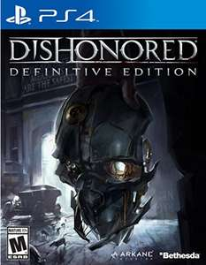 Amazon: Dishonored Definitive Edition PS4