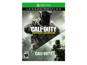 Livepool: Call of Duty Infinite Warfare Legacy Edition para Xbox One  $959.00