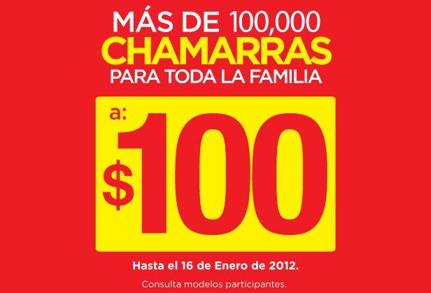 Suburbia: chamarras para la familia a $100