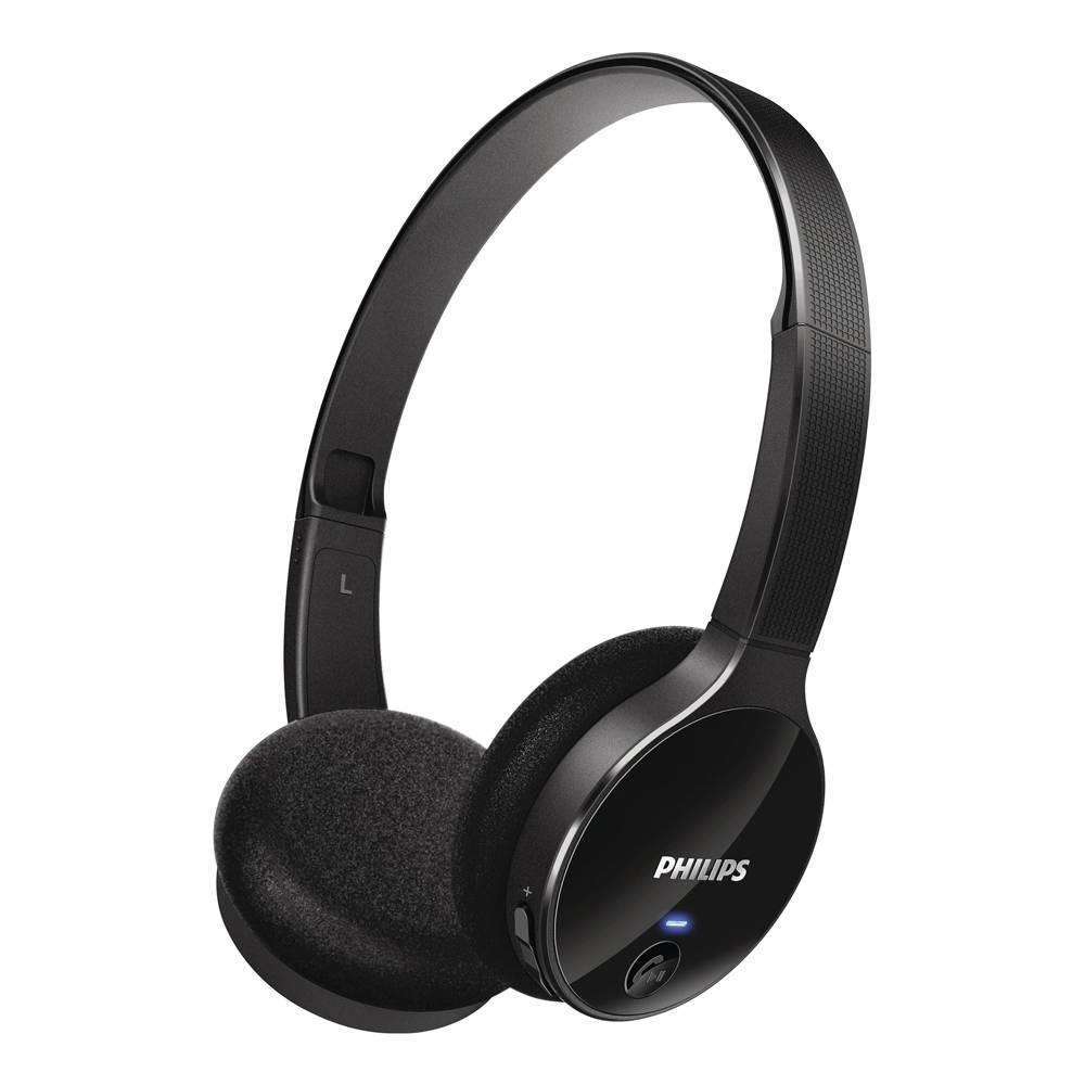 Walmart en linea: Audífonos On Ear con Bluetooth Philips SHB4000 Negros