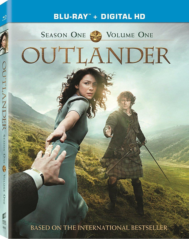 Amazon MX: Outlander Temporada 1 (VOLUMEN 1) Bluray