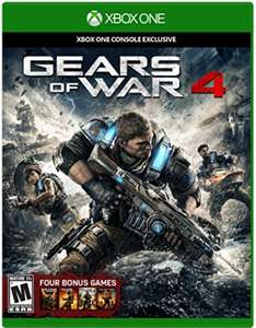 Amazon: Gears of War 4 a $783