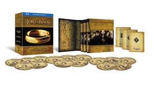 Amazon Mexico: Lord of the Rings: The Motion Picture Trilogy [Blu-ray] [Importado]
