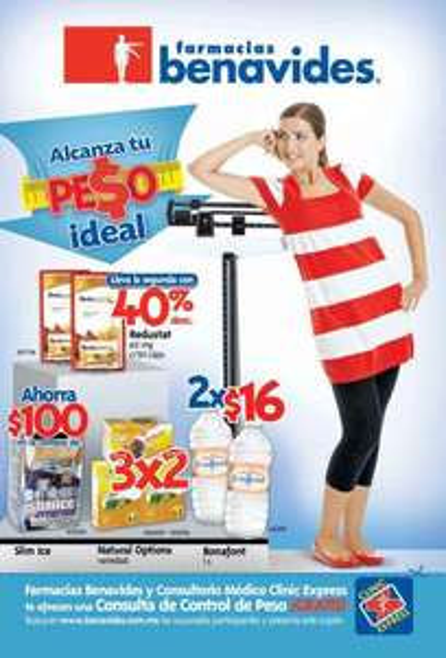 Folleto Farmacias Benavides: 3x2 en Gerber, Heinz y Kotex, 4x3 en Ades y más