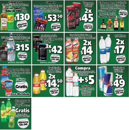 Ofertas de enero 7 Eleven: 7x6 en Indio, 3x2 en Alma Mix y más