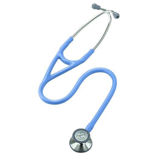 Amazon México: Littmann 3146 Estetoscopio Cardiología III, Color Azul Cielo