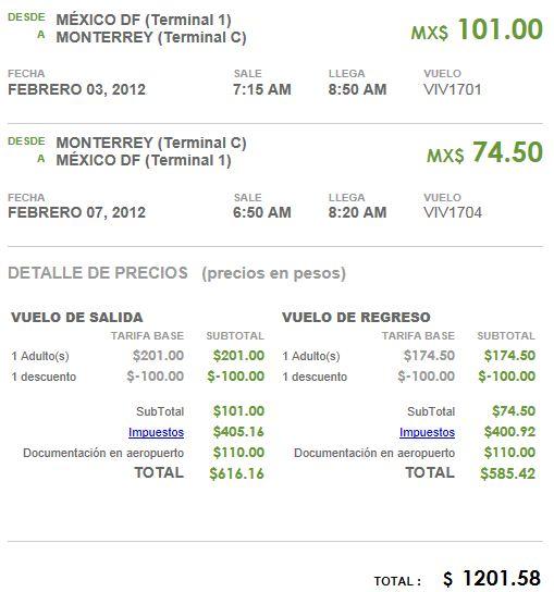 Viva Aerobús: hasta 50% de descuento viajando en febrero