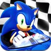 Sonic & SEGA All-Star racing gratis para iPhone y iPad