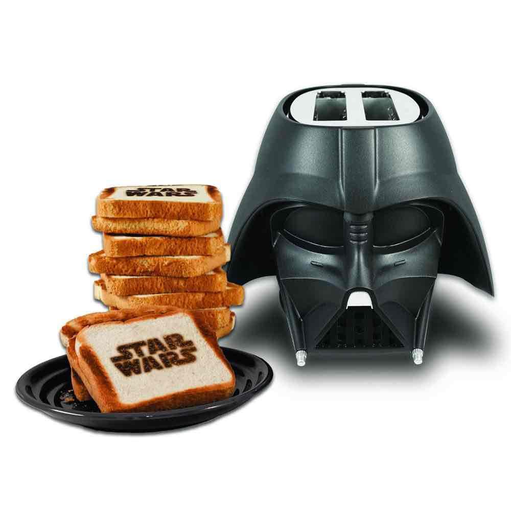Walmart online tostadora Darth Vader