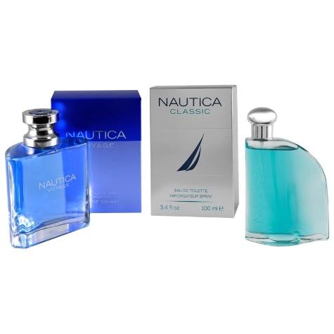 Elektra: Nautica Voyage + Classic para Hombre 100 ml - 2x1