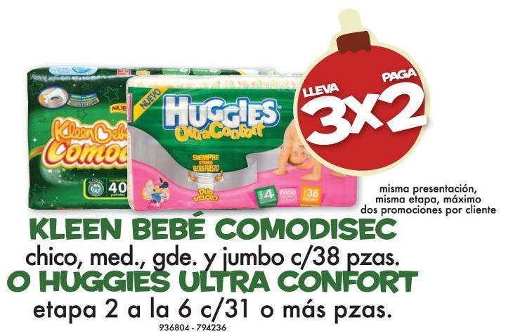 Farmacias Benavides: 3x2 en pañales, pilas, descuentos en juguetes y más