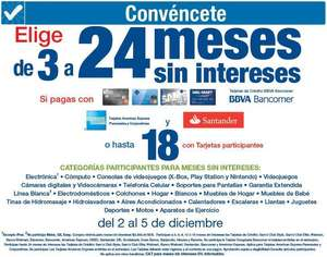 Sam's Club: hasta 24 meses sin intereses