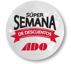 ADO: Super Semana de Descuentos hasta 50% en boletos