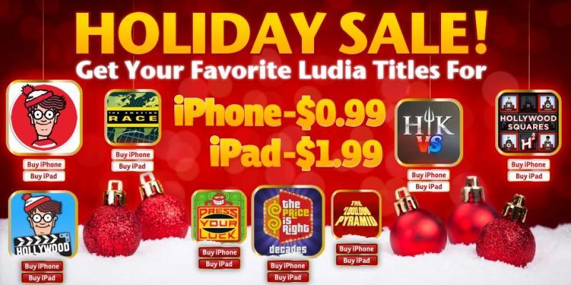 SUPER oferta Navideña de juegos para iPhone, iPad y Mac