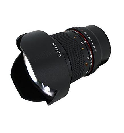 Amazon Mexico: Rokinon FE14M-FX 14mm F2.8 Lente Ultra Gran Angular para Montura X-Mount de Fujifilm
