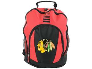 Amazon: NHL Chicago Blackhawks Primetime Laptop Backpack