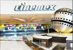 Cinemex: boletos a $29 comprando con Groupalia